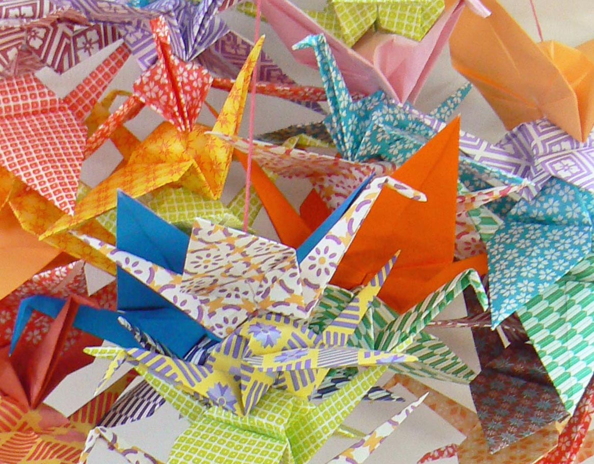 Origami and Quilts for Japan - photo#37