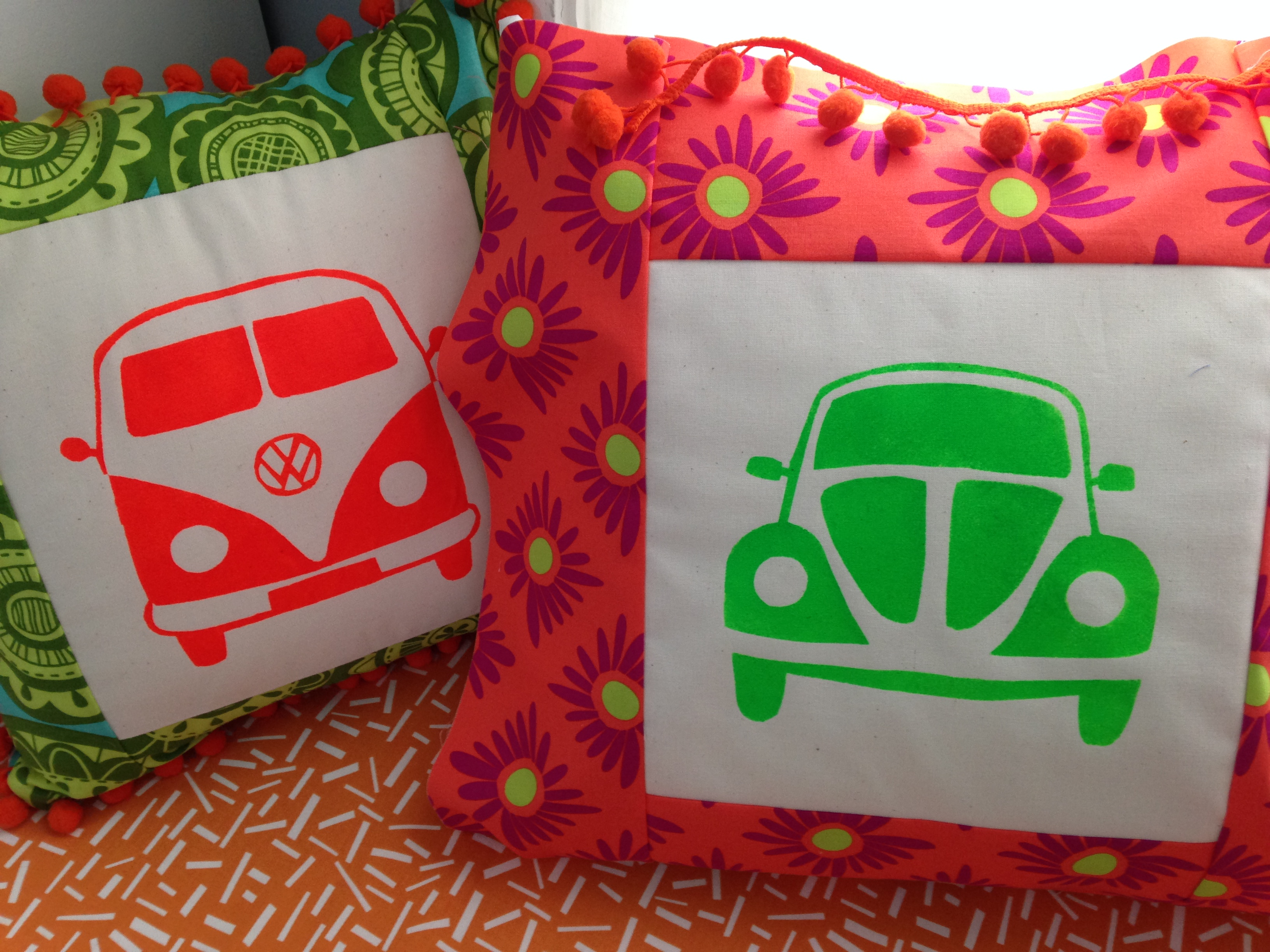 Car Craft Vw >> VW Bug Freezer Paper stencil