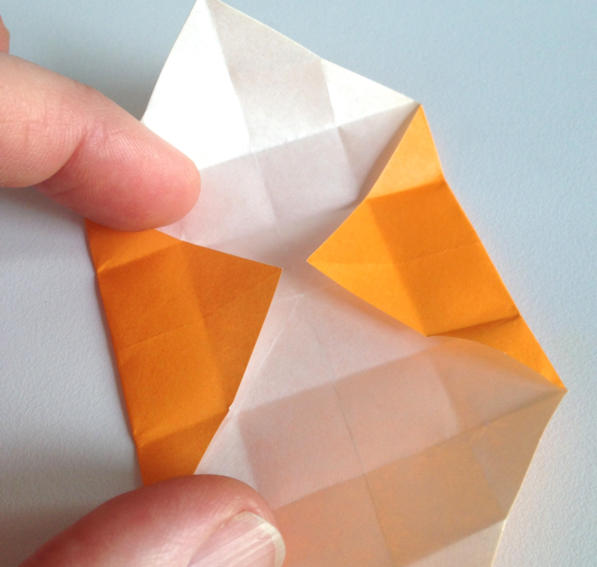 Easy Paper Box | How To Make Origami Box With Color Paper | DIY ... | 2223x2340