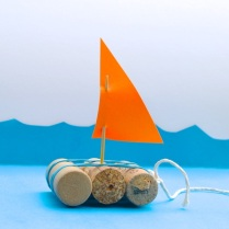 Toy Boat from Inner Child Fun