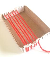 matchbox weaving