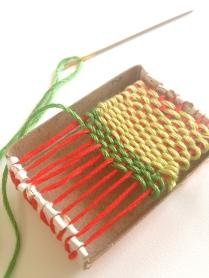 matchbox weaving 3