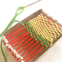 matchbox weaving 3