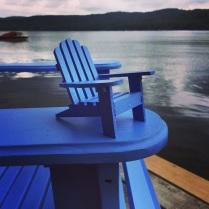 Wee Adirondack by homemadecity