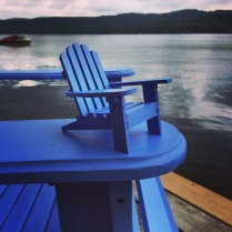 Wee Adirondack by homemadecity