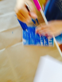 printmaking for kids by homemadecity