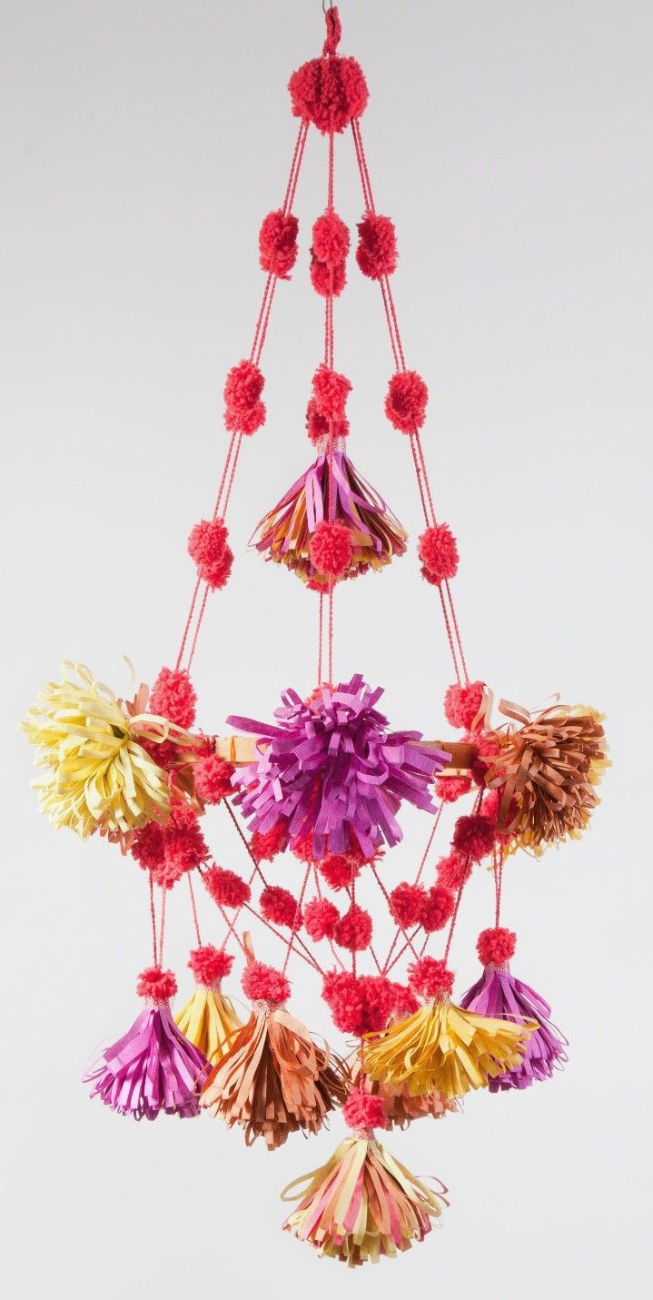 Pajaki chandelier crafthubs pinterest round up paper chandeliers arubaitofo Images