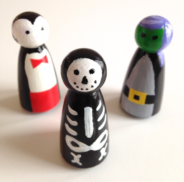 Little ghastlies by homemadecity.com