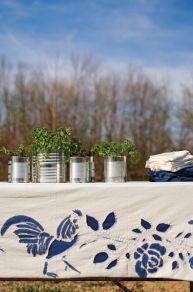 Alabama Stitch tablecloth