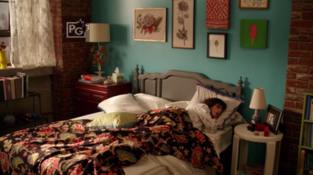 Jess's room from New Girl