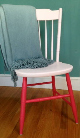 painted chairs by homemadecity.com