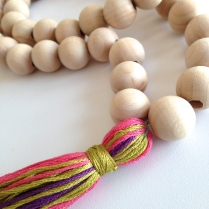Bead & Tassel by homemadecity.com