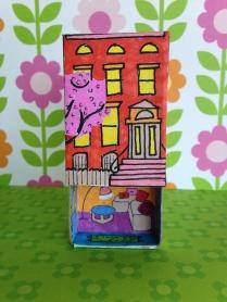 Brownstone Matchbox by homemadecity.com