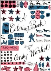 A Coloring Book by Andy Warhol