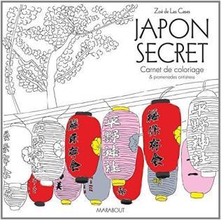 Zoe de las Cases coloring book