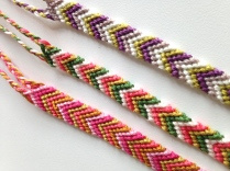 friendship bracelet by homemadecity.com