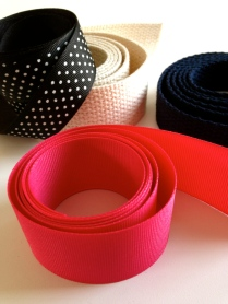 ribbon belts by homemadecity.com