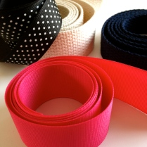 ribbon belts by homemadecity.com