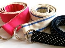 ribbon belt by homemadecity.com
