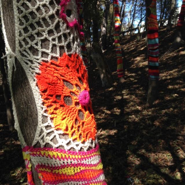 Yarn Bomb 2