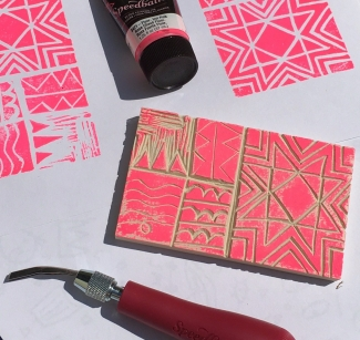 Stamping by homemadecity.com